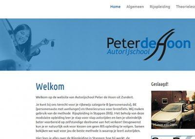 Autorijschool Peter de Hoon