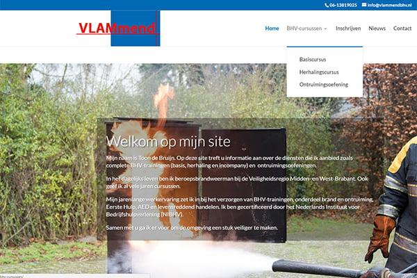 Vlammend BHV online