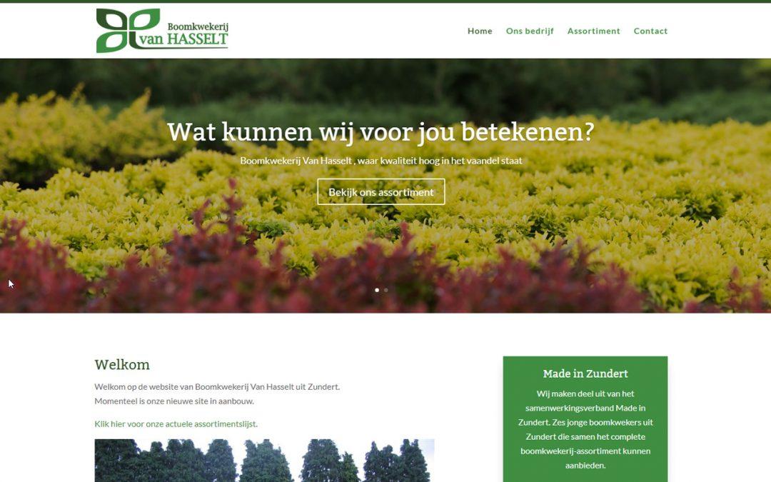 Boomkwekerij Van Hasselt