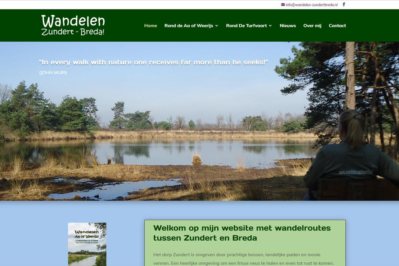Nieuwe wandelroutes rond Zundert en Breda